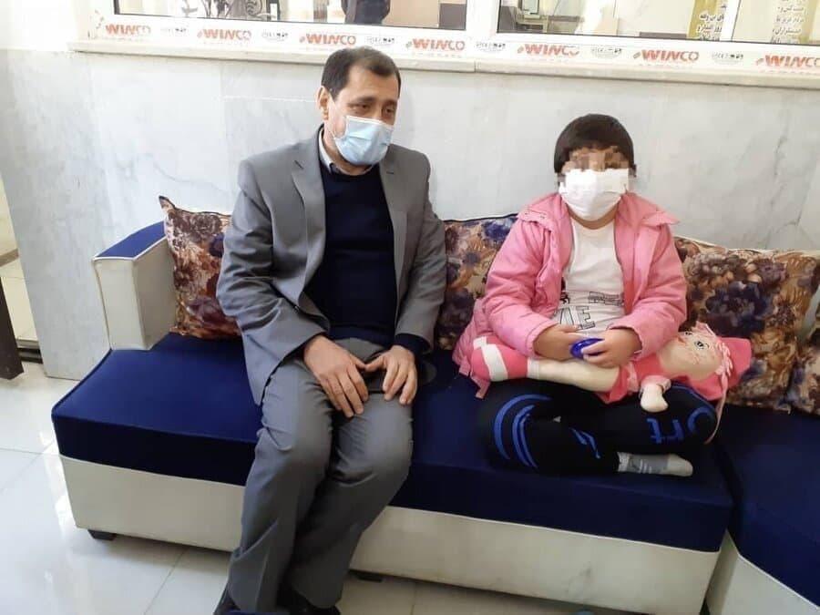 دستگیری کودک آزار ظرف کمتر از ۲۴ ساعت