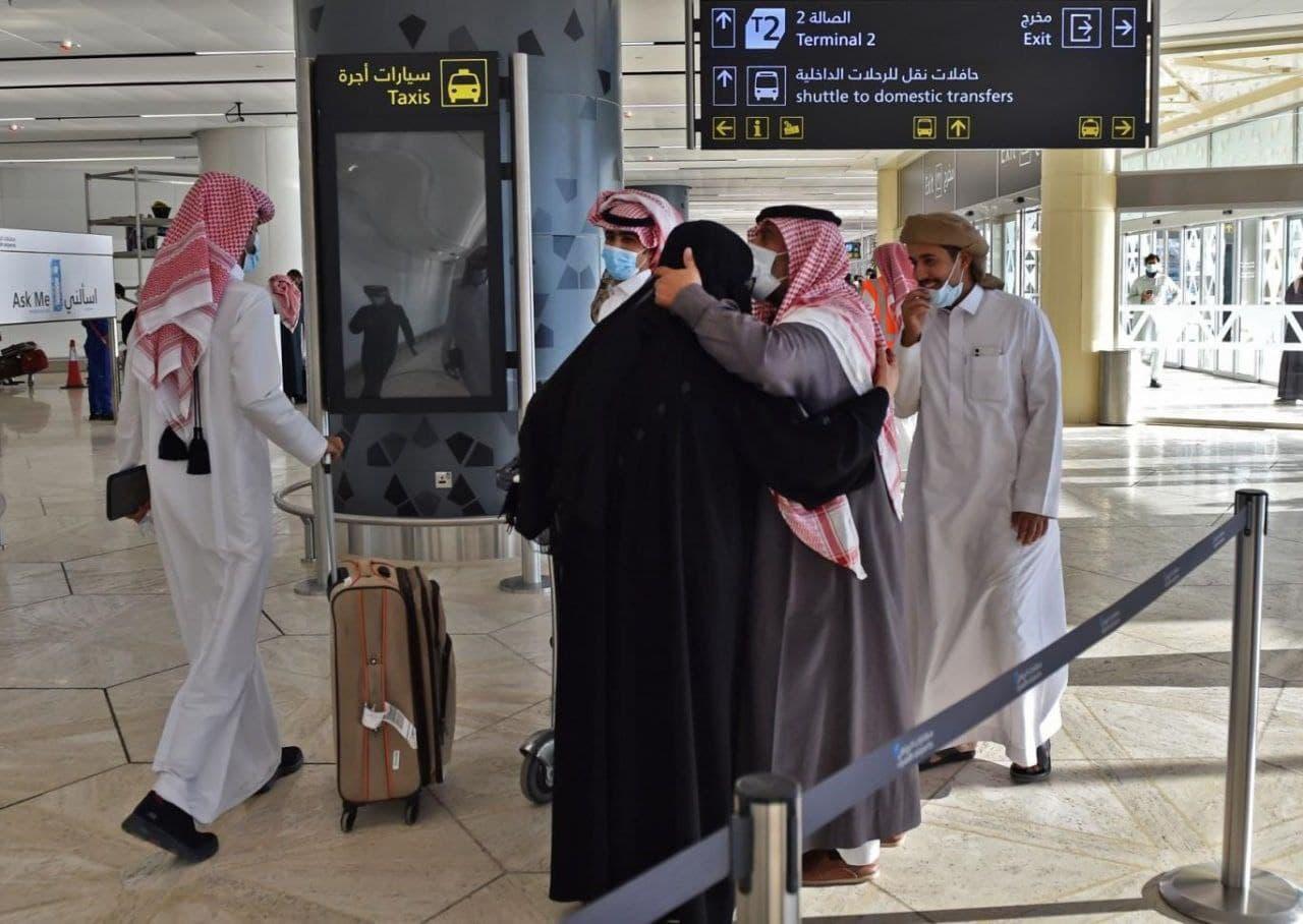 پروازهای مستقیم قطر و عربستان از سرگرفته شد