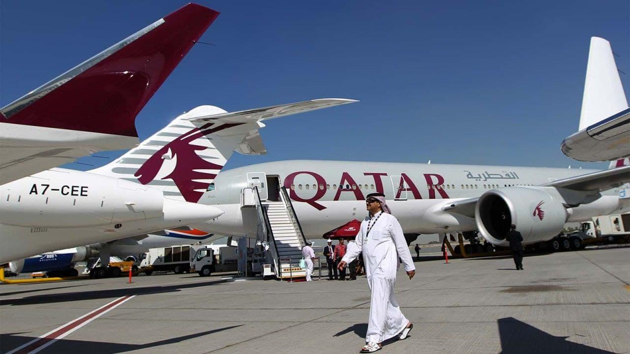 مصر نیز حریم هوایی خود را به روی قطر گشود
