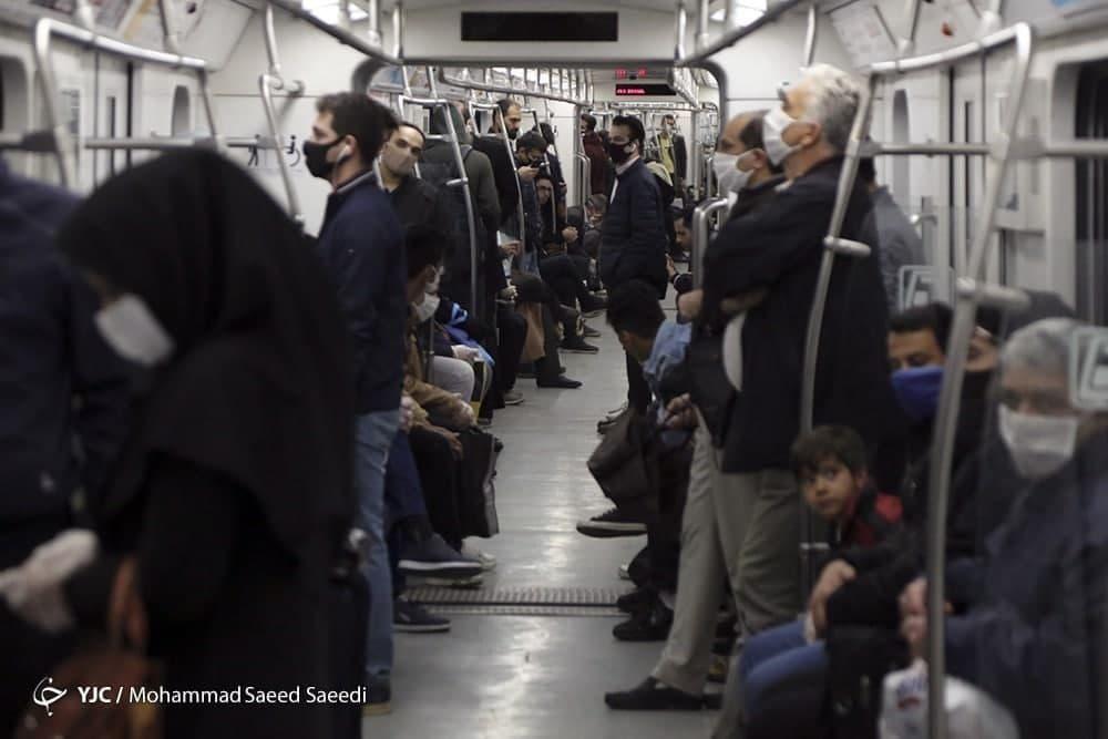 عدمرعایت فاصلهگذاری اجتماعی در حملونقل عمومی تنور کرونا را داغ نگه داشته است
