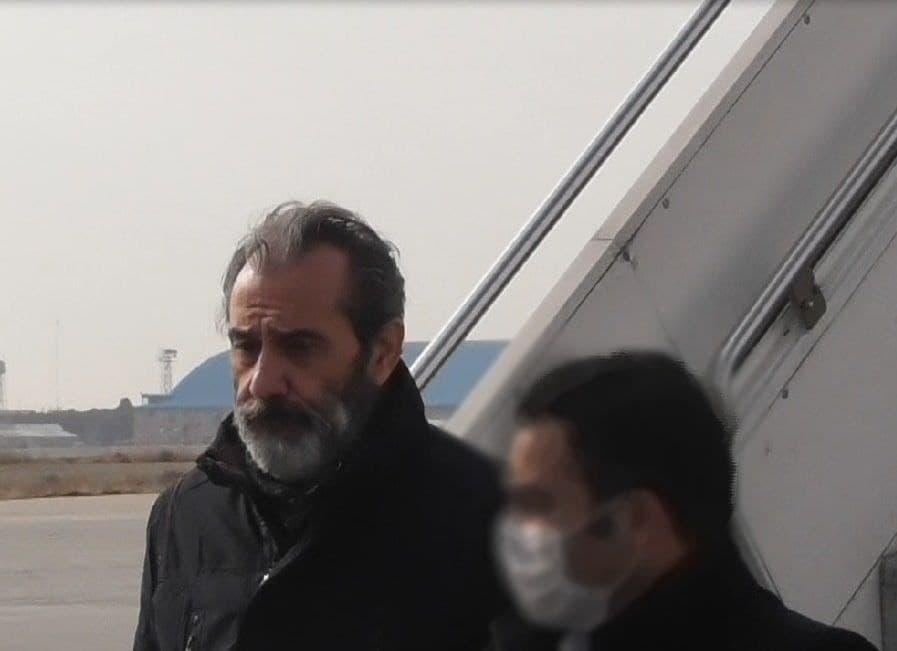 معاون بین الملل هلدینگ سرآوا، حین فرار از کشور دستگیر شد