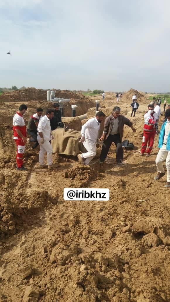 یک کشته در انفجار ایستگاه گاز در خوزستان