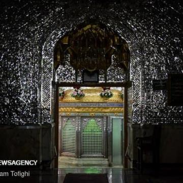 بازگشایی درب های حرم حضرت عبدالعظیم (ع) روی مردم