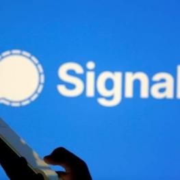 مشکل فنی در اپلیکیشن سیگنال