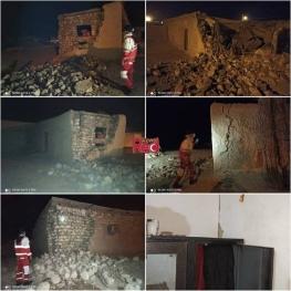 اسکان اضطراری ساکنان ۳ روستا در بندرلنگه/ خسارت به ۸۰ واحد مسکونی در قشم و بندرلنگه
