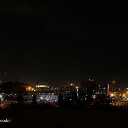 مختاری: بوستانهای پایتخت با وجود خاموشی، باز هستند