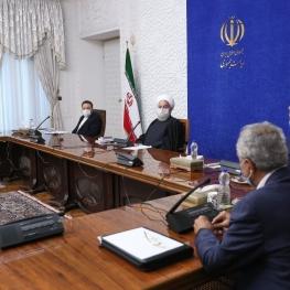 روحانی: با ورود محموله واکسن، واکسیناسیون آغاز میشود