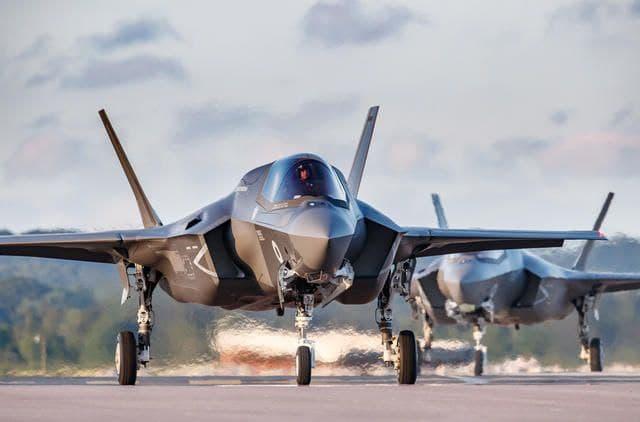 قرارداد فروش ۵۰ فروند اف-٣۵ به امارات امضا شد
