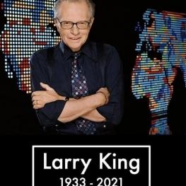 لری کینگ در سن ۸۷ سالگی درگذشت