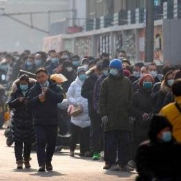 چین برای کاهش خطای تشخیص، تست مقعدی کرونا را نیز آغاز کرد