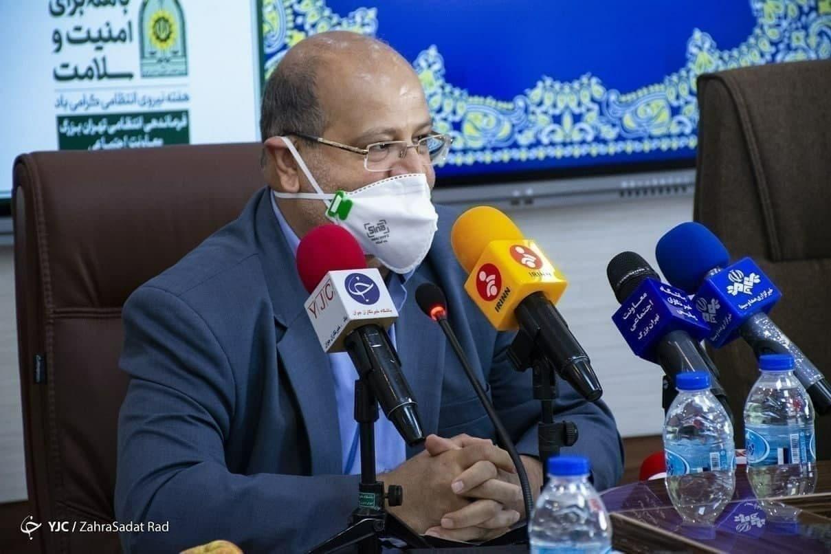 رعایت ۷۲ درصدی دستورالعملهای بهداشتی در تهران/ شرایط کرونایی پایتخت شکننده است