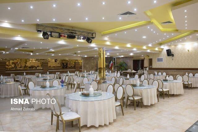 شروط فعالیت تالارها در شهرهای زرد و آبی / طول برگزاری مراسم، حداکثر ۳ ساعت