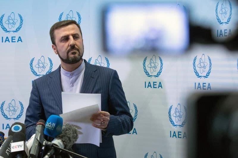 نماینده ایران درباره قانون هسته ای مجلس به آژانس نامه نوشت