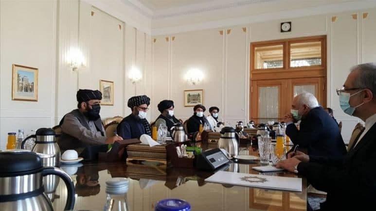 ظریف: حامی ایده تشکیل حکومتی همه شمول در افغانستان هستیم