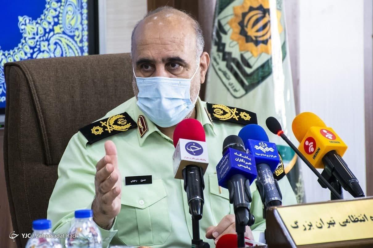 توضیحات سردار رحیمی درباره آخرین وضعیت رسیدگی به پرونده سرباز راهور