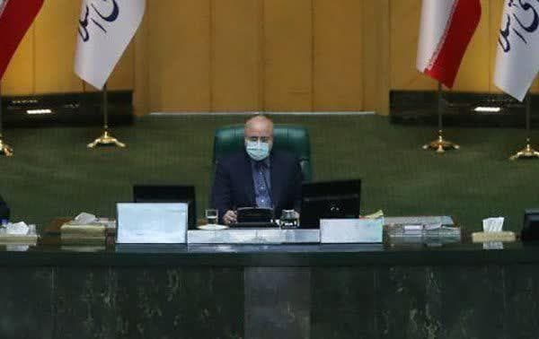 توضیحات رئیس مجلس پس از رد کلیات لایحه بودجه ۱۴۰۰ در صحن امروز؛