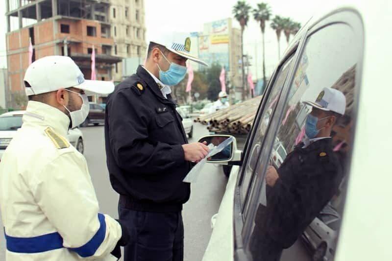 بیش از ۵۵ هزار خودرو در طرح محدودیت شبانه جریمه شدند