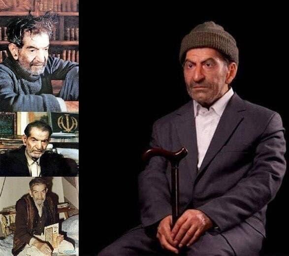 تندیس استاد شهریار از موزه مشاهیر برج میلاد برداشته شد
