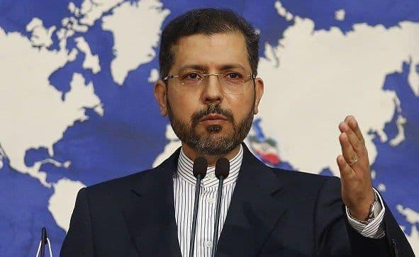 خطیب زاده: هیچ دیپلمات ایرانی در ترکیه بازداشت نشده است