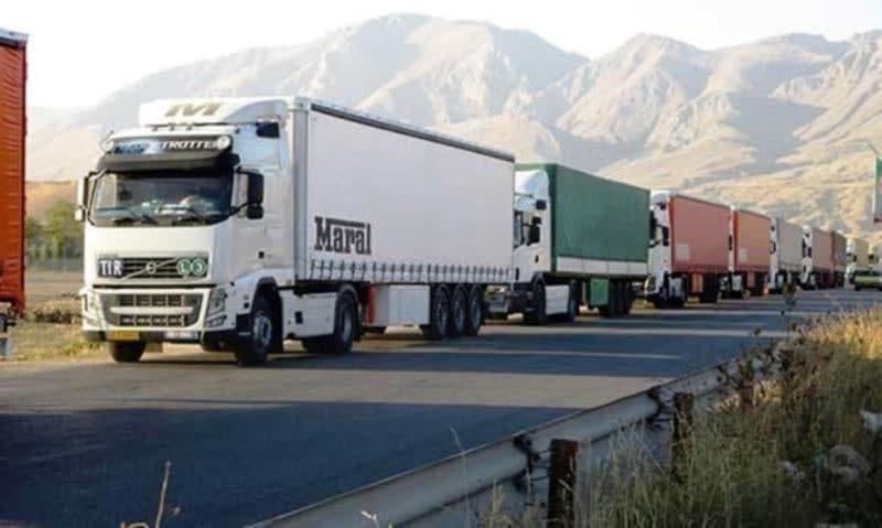 فعال شدن مرزهای عراق برای ترانزیت کامیونی