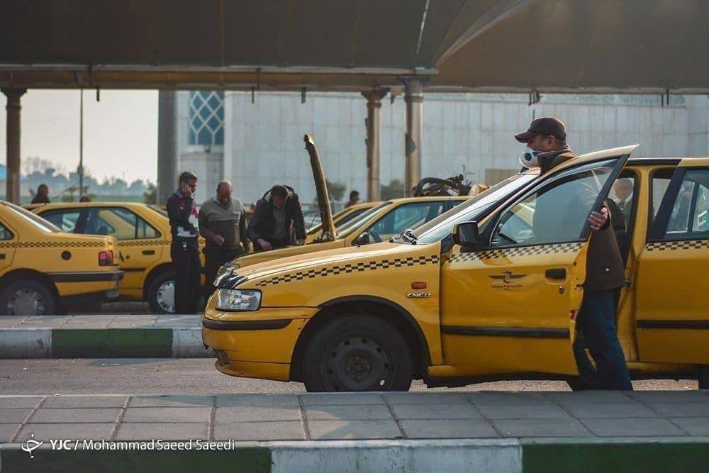 عدم رسیدگی سازمان تامین اجتماعی به وضعیت بیمه رانندگان تاکسی