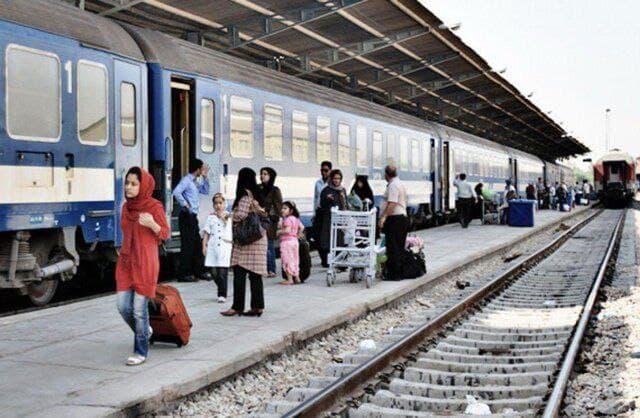 قیمت بلیت قطار افزایش نیافته است