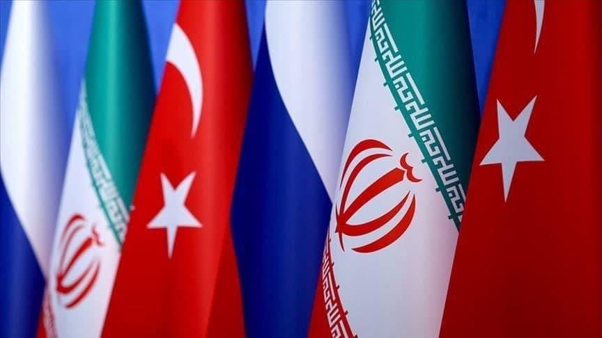 ایران، روسیه و ترکیه دور دیگری از مذاکرات «آستانه» را برگزار میکنند