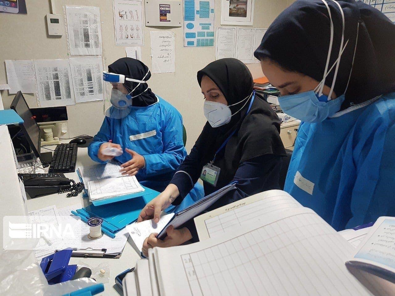 مرخصی کادر درمان اهواز تا اطلاع ثانوی لغو شد