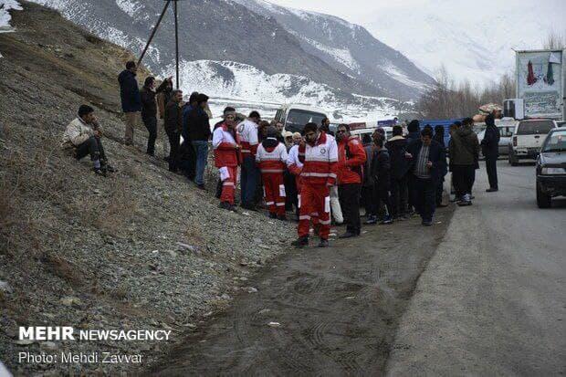 تعداد مصدومان زلزله سی سخت به ۶۱ نفر رسید