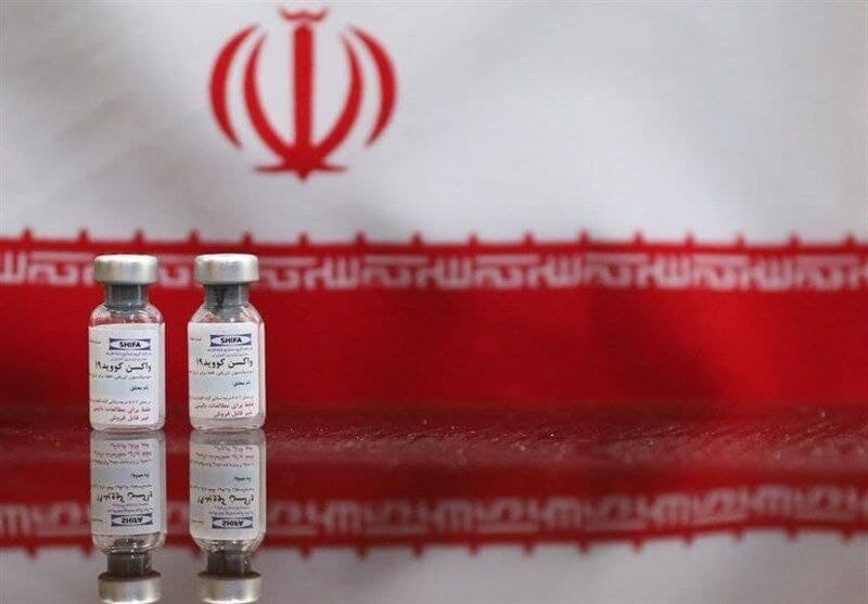 مطالعه فاز یک تست انسانی واکسن کوو ایران برکت پایان یافت