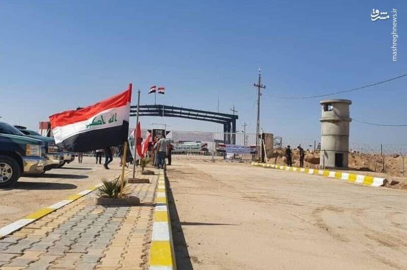 چهار مرز مسافری مشترک بین ایران و عراق بسته شد