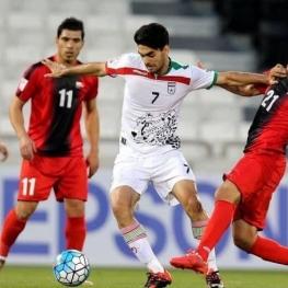 رویارویی تیم ملی فوتبال ایران و سوریه در نوروز ۱۴۰۰
