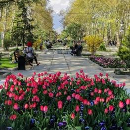 پارکها و بوستانهای کرج دوباره تعطیل شد