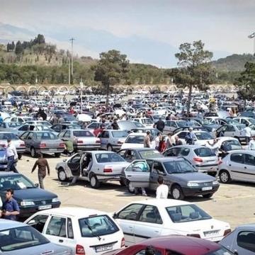 کاهش یک تا ۴ میلیون تومانی قیمت خودرو