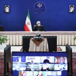 روحانی : ایران به مولفه قدرت نظامی نگاه توسعه طلبانه ندارد