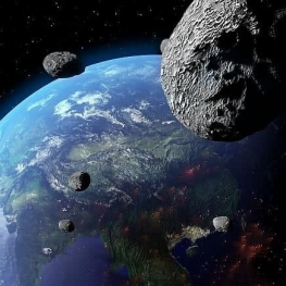 سیارکی دو برابر آسمانخراش امپایر استیت به زودی از نزدیک زمین عبور میکند
