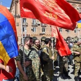نخست وزیر ارمنستان پیشدستی کرد