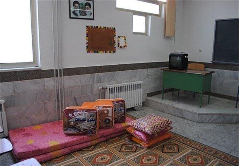 اسکان نوروزی ۱۴۰۰ در مدارس ممنوع شد