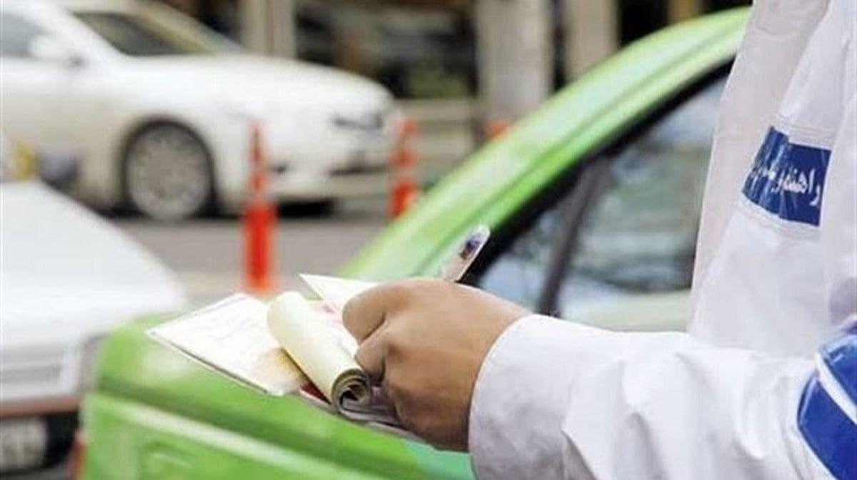 جریمههای رانندگی از طریق پیامک به مالکان خودروها اعلام میشود