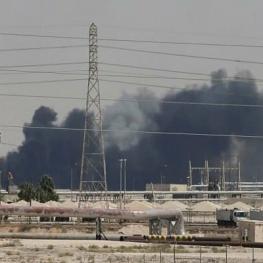 یمن شرکت نفتی «آرامکو» در عربستان را هدف قرار داد