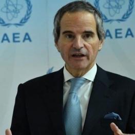 گروسی: در اوایل ماه آوریل گفتوگوهای فنی در تهران خواهم داشت