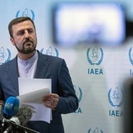 توضیحات غریب آبادی درباره سفر هیئت فنی آژانس به ایران در فروردین؛