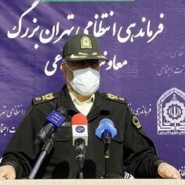هشدار پلیس درباره ساعت کاری صنوف؛ ساعت ۲۰ تعطیل کنید