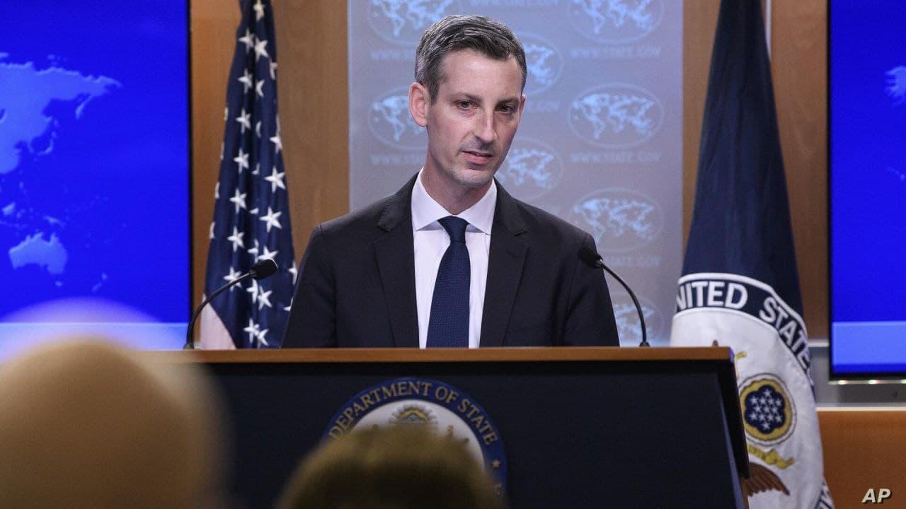 واشنگتن: عقب نشستن اروپا از قطعنامه ضد ایرانی با حمایت ما انجام شد