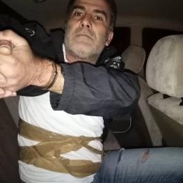تصویر فردی که قصد داشت هواپیمای پرواز اهواز – مشهد را برباید و ناکام ماند