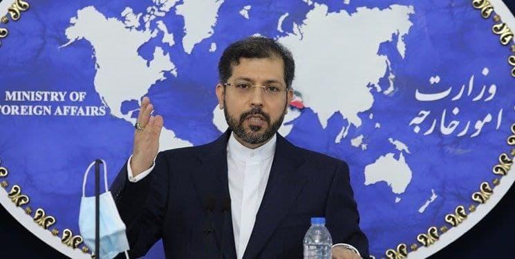 خطیبزاده: جزایر سهگانه بخش لاینفک سرزمین ایران هستند