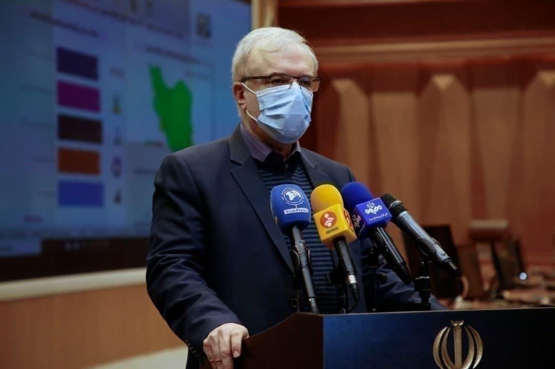 نمکی: ویروس جهش یافته ۴۸ ساعت بیشتر به پزشکان وقت نمیدهد