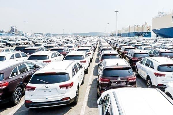 عوارض گمرکی خودروهای سواری تعیین شد