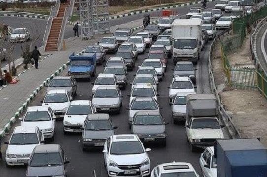 توضیح پلیس در مورد تردد خودرویی مسافران در دماوند و فیروزکوه نارنجی