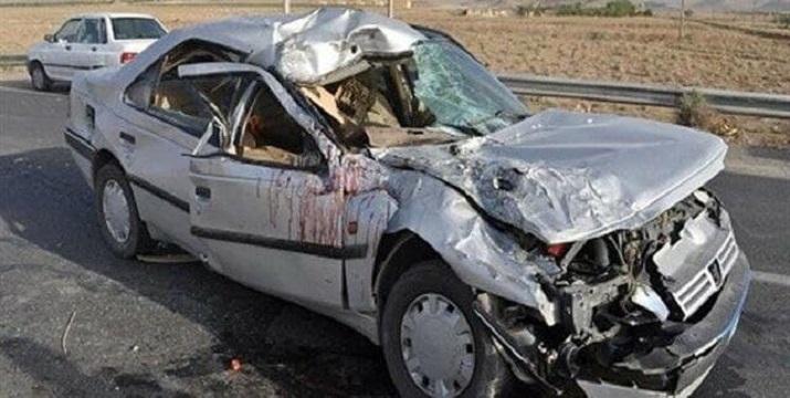 مرگ ۱۴ نفر در یک تصادف در زاهدان/ ۸ کودک در میان قربانیان